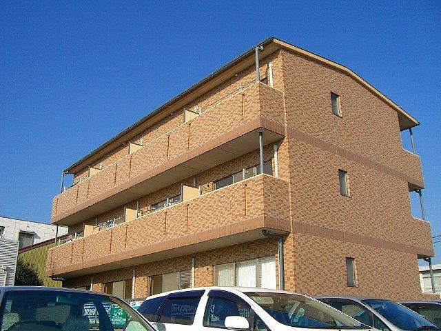 愛知県名古屋市中村区、中村公園駅徒歩17分の築12年 3階建の賃貸マンション