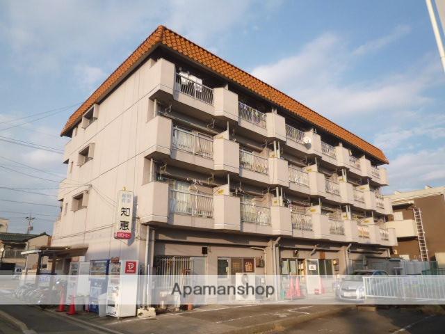 愛知県名古屋市中川区、荒子駅徒歩7分の築39年 4階建の賃貸マンション