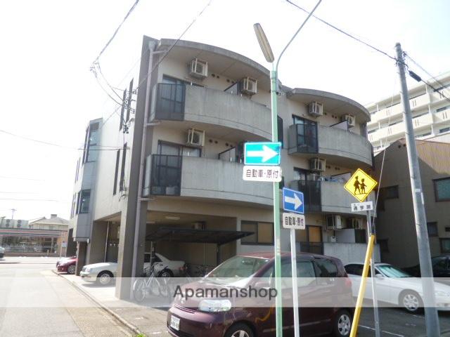 愛知県名古屋市中村区、黄金駅徒歩7分の築19年 3階建の賃貸マンション