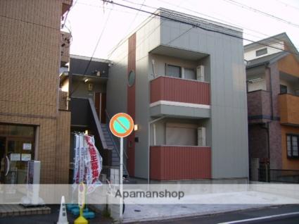 愛知県名古屋市中村区城主町2丁目[1K/25m2]の外観1