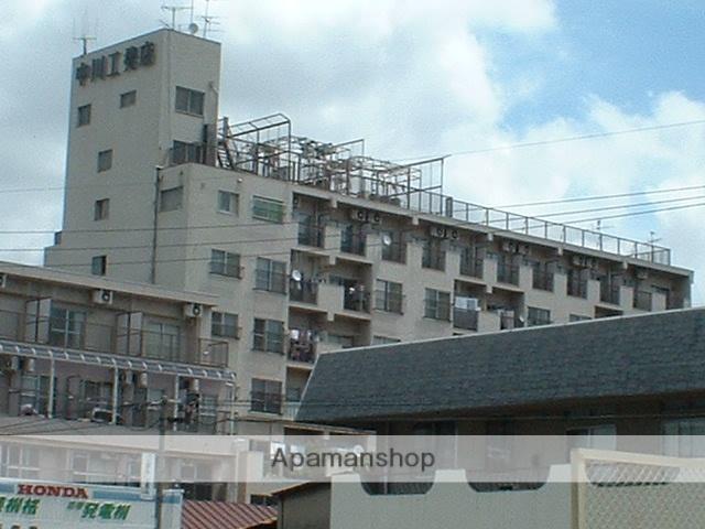 愛知県名古屋市千種区、千種駅徒歩16分の築46年 9階建の賃貸マンション