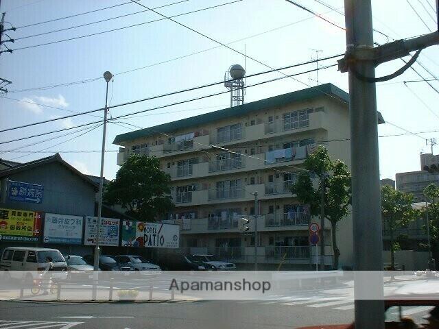 愛知県名古屋市千種区、千種駅徒歩13分の築39年 5階建の賃貸マンション
