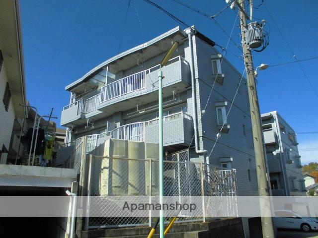 愛知県名古屋市名東区、一社駅徒歩11分の築27年 4階建の賃貸マンション