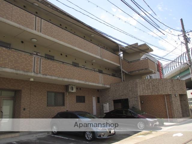 愛知県名古屋市名東区、一社駅徒歩13分の築14年 3階建の賃貸マンション