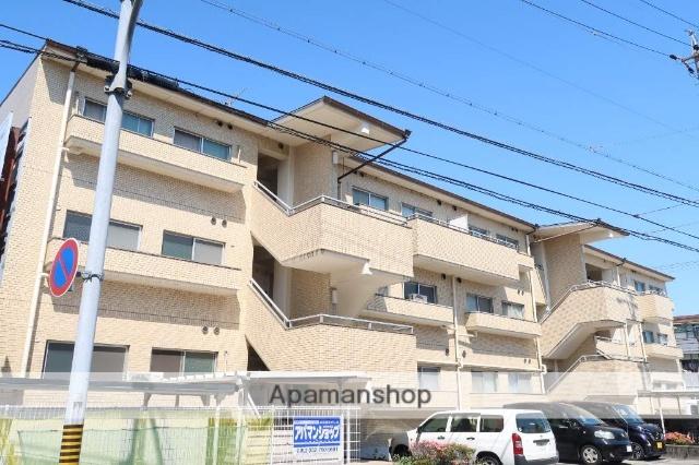 愛知県名古屋市名東区、はなみずき通駅徒歩18分の築33年 3階建の賃貸マンション