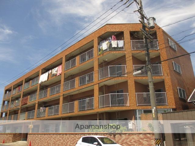 愛知県名古屋市名東区、一社駅市バスバス10分下坪下車後徒歩2分の築32年 4階建の賃貸マンション