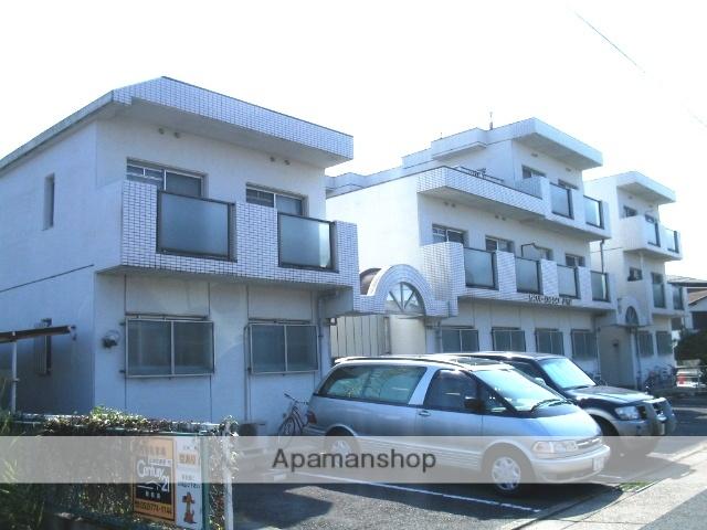 愛知県名古屋市名東区、一社駅徒歩16分の築29年 3階建の賃貸マンション