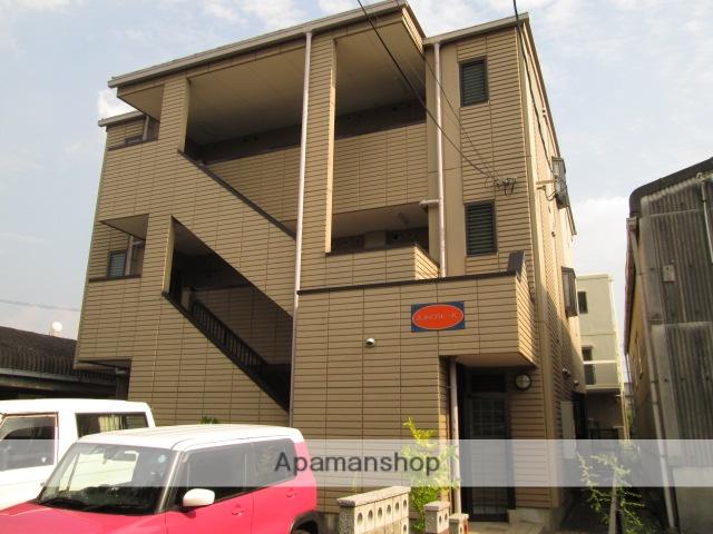 愛知県名古屋市名東区、一社駅市バスバス12分香流小学校前下車後徒歩5分の築13年 3階建の賃貸マンション