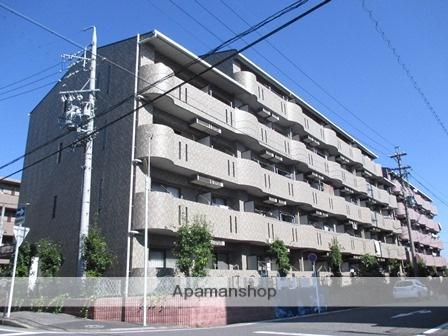 愛知県名古屋市名東区、一社駅徒歩15分の築16年 5階建の賃貸マンション