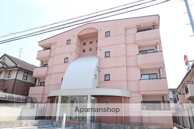 愛知県名古屋市名東区、はなみずき通駅徒歩18分の築14年 4階建の賃貸マンション