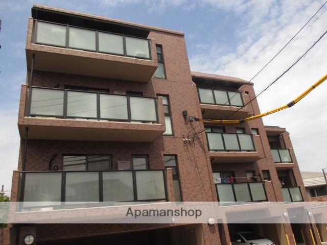愛知県名古屋市名東区、星ヶ丘駅市バスバス10分新宿下車後徒歩3分の築11年 3階建の賃貸マンション