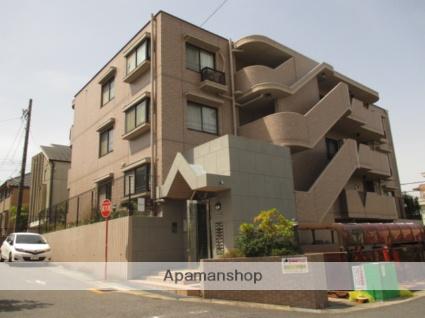 愛知県名古屋市名東区、上社駅徒歩17分の築21年 3階建の賃貸マンション