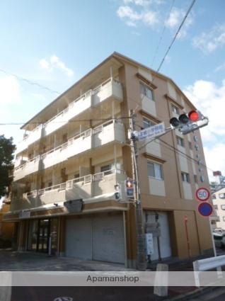 愛知県名古屋市名東区、上社駅徒歩11分の築32年 4階建の賃貸マンション