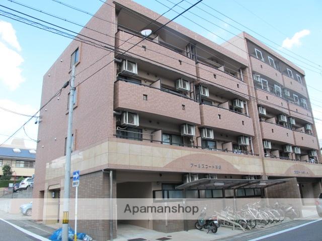 愛知県名古屋市名東区、本郷駅徒歩4分の築13年 4階建の賃貸マンション