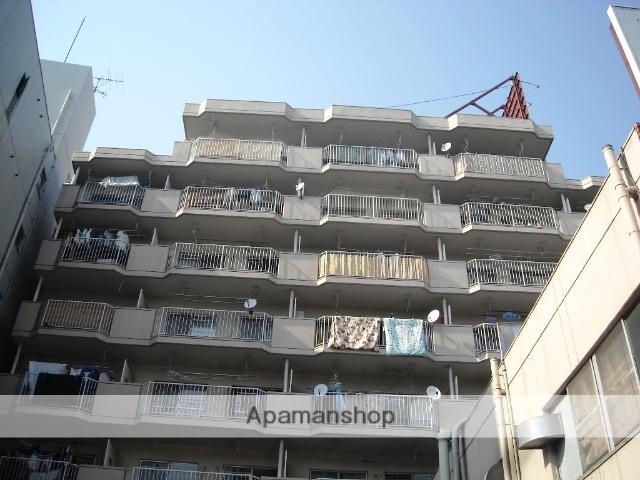 愛知県名古屋市名東区、上社駅徒歩6分の築32年 8階建の賃貸マンション