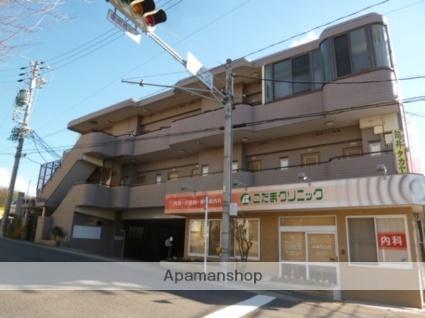 愛知県名古屋市名東区、星ヶ丘駅市バスバス12分極楽下車後徒歩5分の築22年 3階建の賃貸マンション