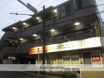 愛知県名古屋市名東区極楽1丁目[1K/20.3m2]の外観5