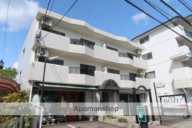 愛知県名古屋市名東区、一社駅市バスバス8分猪高車庫下車後徒歩3分の築30年 3階建の賃貸マンション