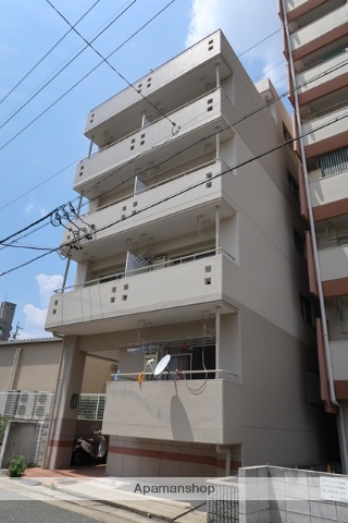 愛知県名古屋市名東区、一社駅市バスバス15分引山下車後徒歩3分の築29年 5階建の賃貸マンション