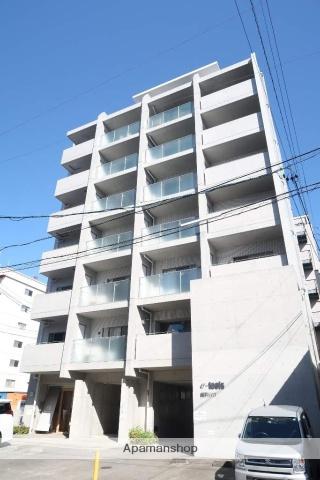 愛知県名古屋市名東区、はなみずき通駅徒歩20分の築11年 7階建の賃貸マンション