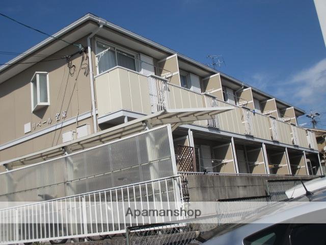 愛知県名古屋市名東区、一社駅徒歩11分の築26年 2階建の賃貸マンション