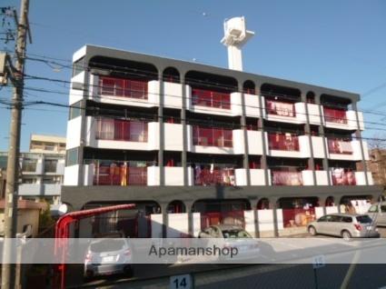 愛知県名古屋市名東区、はなみずき通駅徒歩12分の築37年 4階建の賃貸マンション