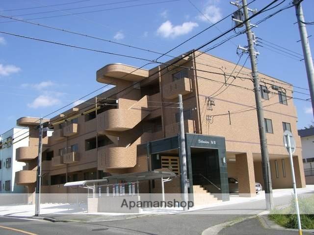 愛知県名古屋市名東区、一社駅徒歩24分の築10年 3階建の賃貸マンション