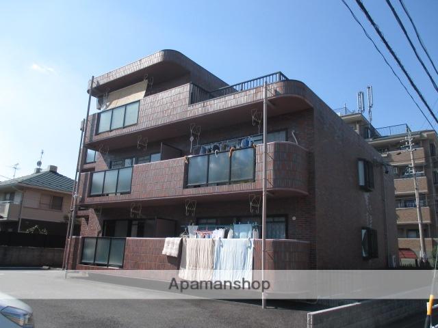 愛知県名古屋市名東区、一社駅徒歩14分の築19年 3階建の賃貸マンション