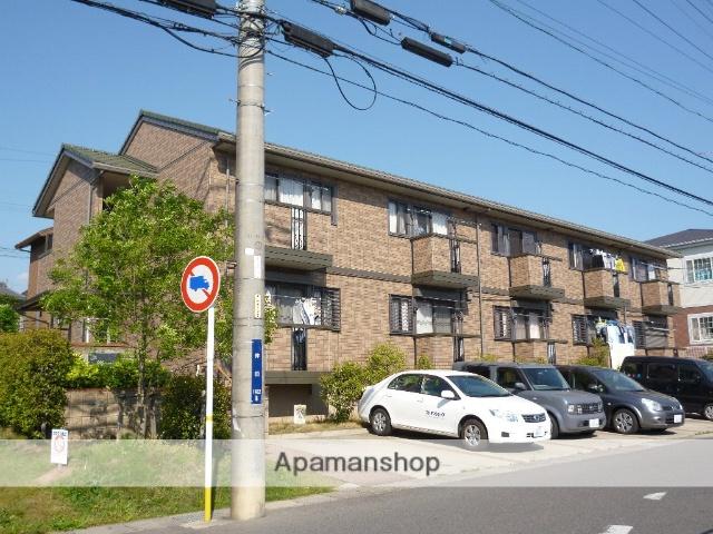 愛知県長久手市、はなみずき通駅徒歩8分の築10年 2階建の賃貸アパート