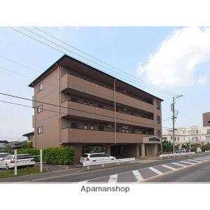 愛知県長久手市、はなみずき通駅徒歩14分の築14年 4階建の賃貸マンション