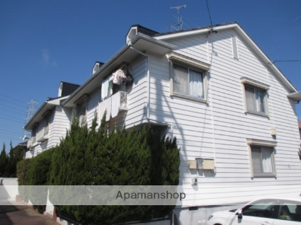 愛知県名古屋市名東区、上社駅徒歩7分の築28年 2階建の賃貸テラスハウス
