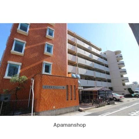 愛知県名古屋市名東区、一社駅徒歩20分の築39年 7階建の賃貸マンション