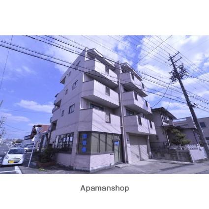愛知県名古屋市名東区、星ヶ丘駅市バスバス9分高針下車後徒歩3分の築25年 4階建の賃貸マンション