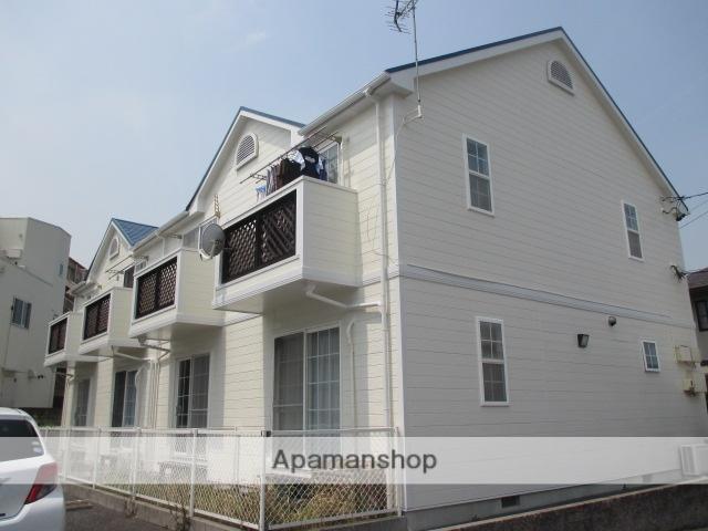 愛知県名古屋市名東区、星ヶ丘駅徒歩30分の築14年 2階建の賃貸アパート