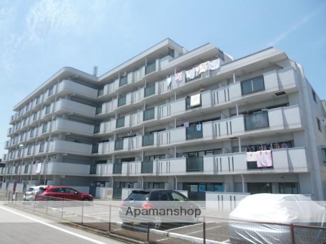 愛知県尾張旭市、尾張旭駅徒歩30分の築26年 6階建の賃貸マンション