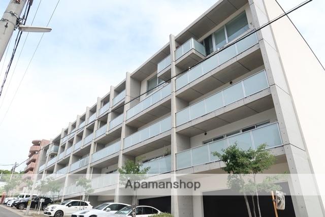 愛知県名古屋市名東区、東山公園駅徒歩24分の築6年 4階建の賃貸マンション