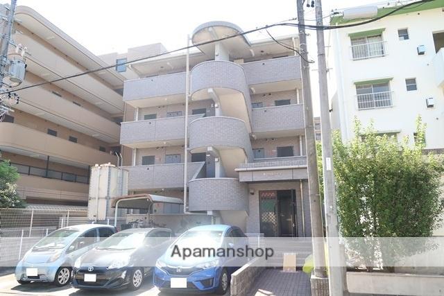 愛知県名古屋市名東区、上社駅徒歩5分の築20年 4階建の賃貸マンション