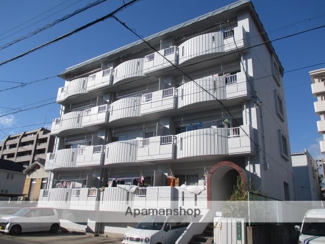 愛知県名古屋市名東区、一社駅徒歩15分の築32年 4階建の賃貸マンション