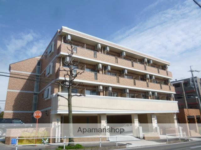 愛知県名古屋市名東区、一社駅徒歩9分の築1年 4階建の賃貸マンション