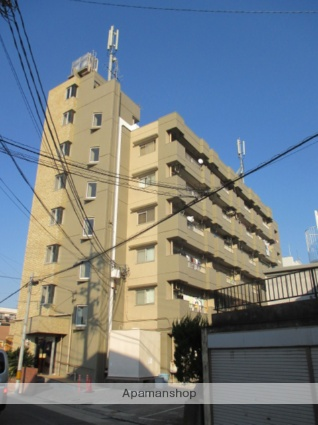 愛知県名古屋市名東区、上社駅徒歩13分の築41年 6階建の賃貸マンション