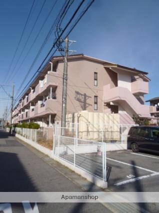 愛知県長久手市、はなみずき通駅徒歩14分の築28年 3階建の賃貸マンション