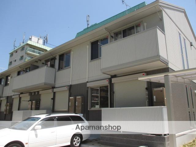 愛知県名古屋市名東区、一社駅市バスバス16分引山下車後徒歩5分の築1年 2階建の賃貸アパート