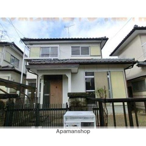 愛知県名古屋市名東区、星ヶ丘駅徒歩17分の築35年 2階建の賃貸一戸建て