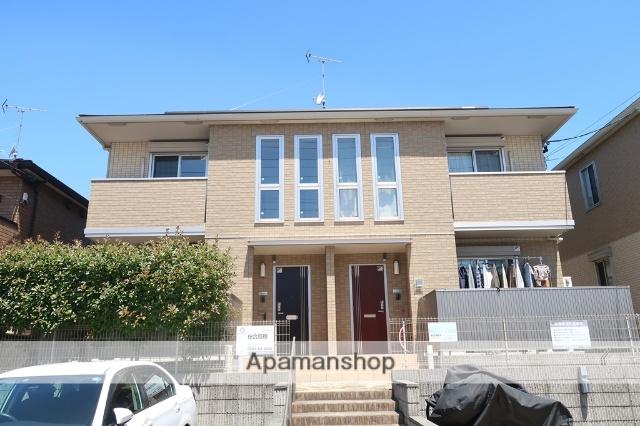 愛知県名古屋市名東区、一社駅徒歩23分の築1年 2階建の賃貸アパート