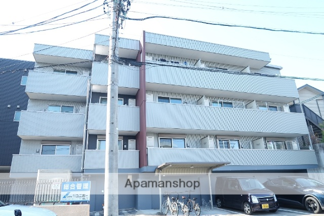 愛知県名古屋市名東区、星ヶ丘駅徒歩15分の築1年 3階建の賃貸マンション