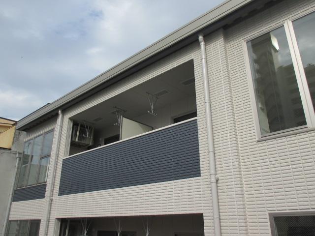 愛知県名古屋市名東区、上社駅徒歩10分の築1年 3階建の賃貸マンション