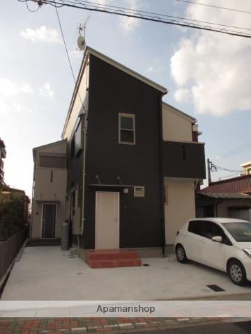 愛知県名古屋市名東区、上社駅徒歩19分の築2年 2階建の賃貸テラスハウス