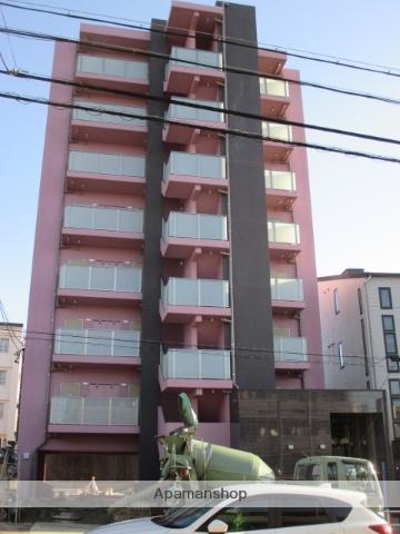 愛知県名古屋市名東区、上社駅徒歩11分の新築 8階建の賃貸マンション