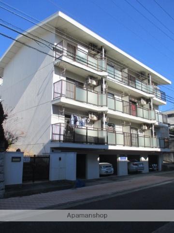 愛知県名古屋市名東区、星ヶ丘駅徒歩16分の築24年 4階建の賃貸マンション