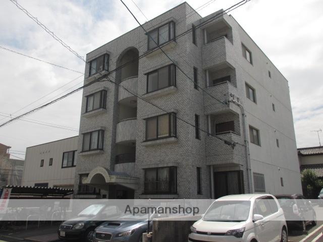 愛知県名古屋市名東区、一社駅徒歩14分の築30年 4階建の賃貸マンション
